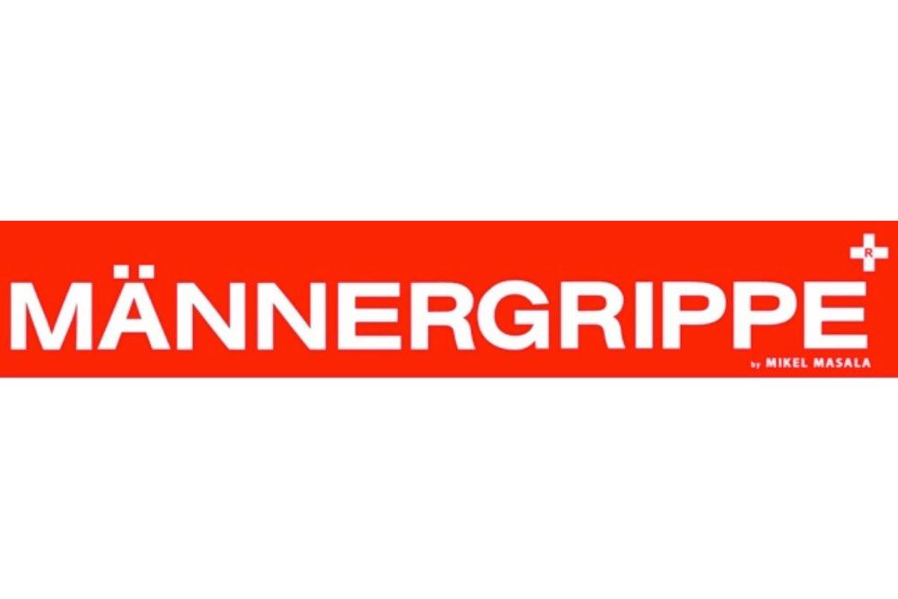 """MARKEN-Fundstück der Woche: """"MÄNNERGRIPPE"""