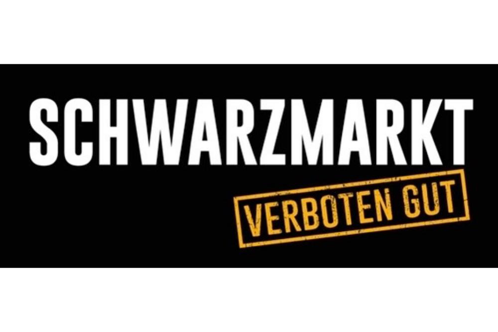 """MARKEN-Fundstück der Woche: """"SCHWARZMARKT – verboten gut"""""""