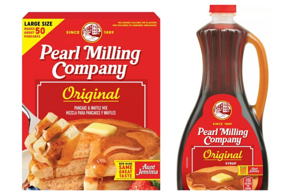 Umbenennung nach Rassismusdebatte: Aunt Jemima wird zu Pearl Milling Company