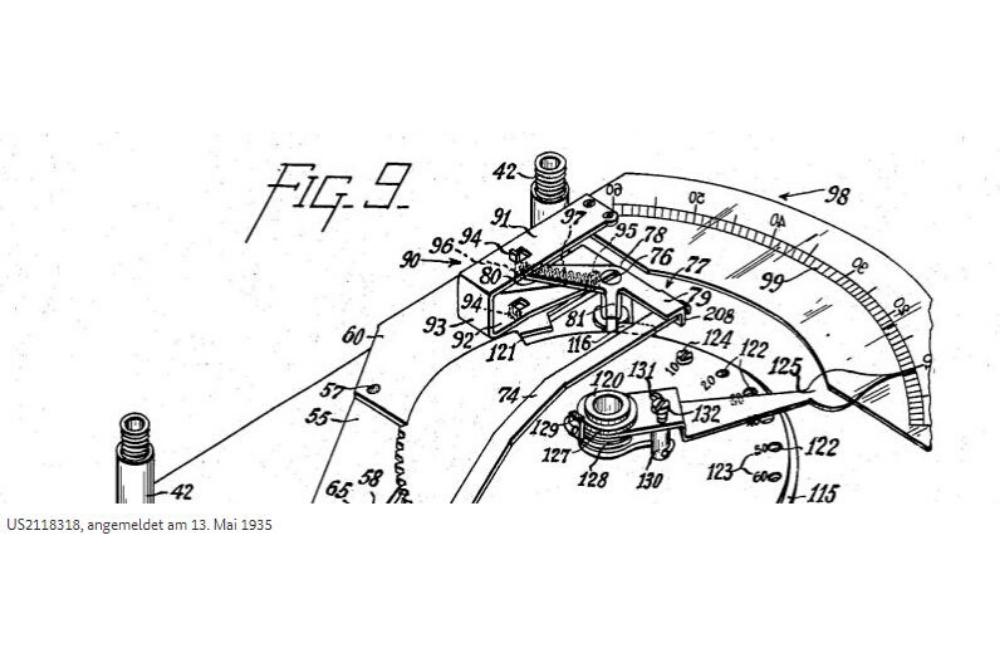 """Patentiertes """"Groschengrab"""" - Die Parkuhr wird 85 Jahre alt"""