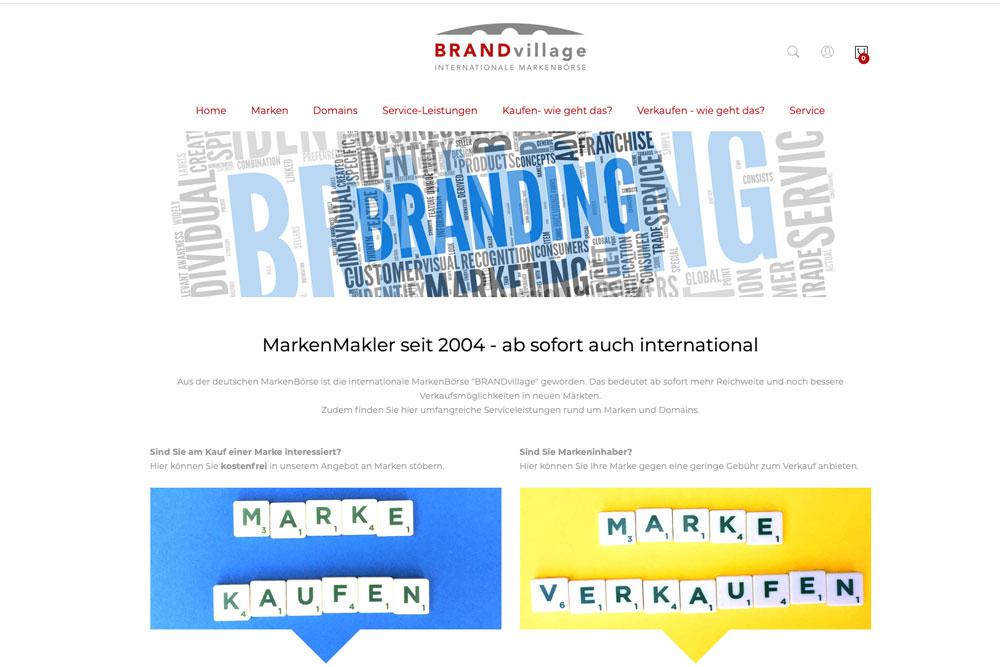BRANDvillage GmbH im neuen Gewand