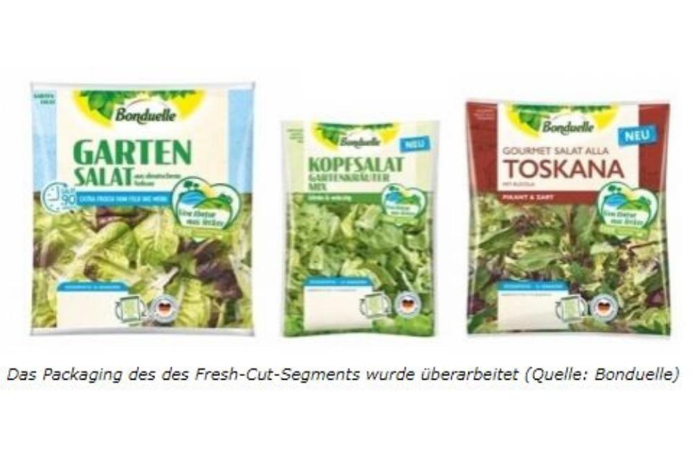 'Von Natur aus lecker': Bonduelle präsentiert neue Markenpositionierung
