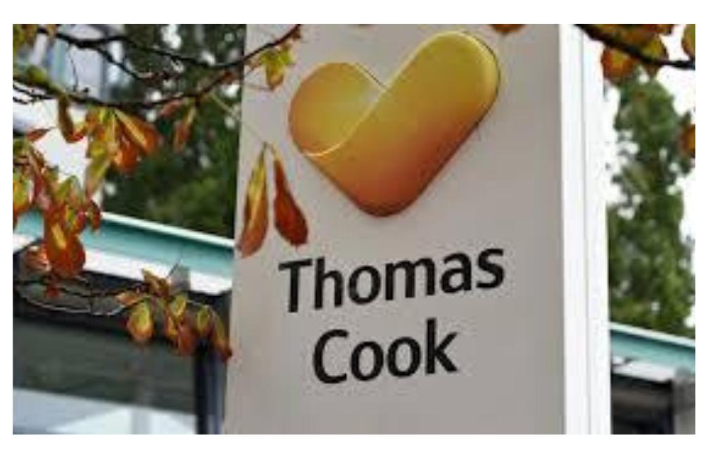 Thomas Cook ist nun Chinesisch
