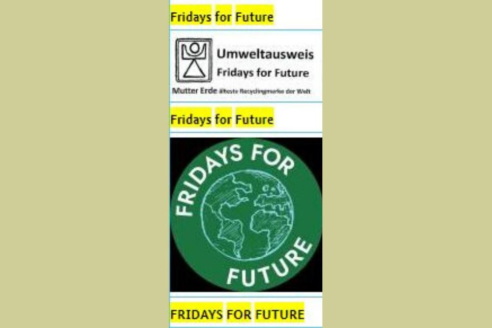 """MARKEN-Fundstück der Woche: """"Fridays for Future"""""""