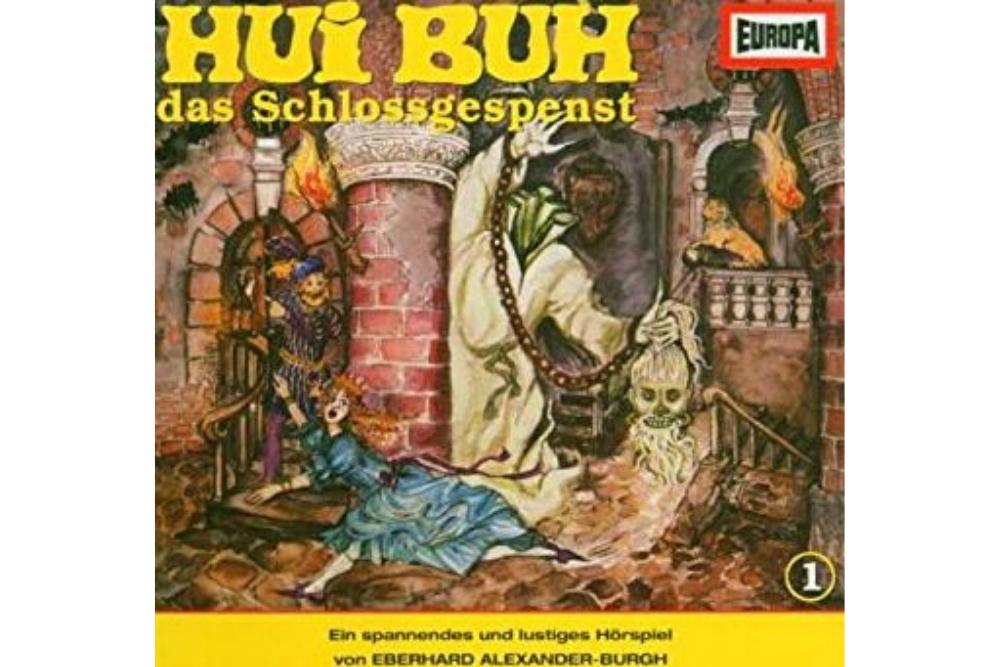 """MARKEN-Fundstücke der Woche: """"HUI BUH"""""""