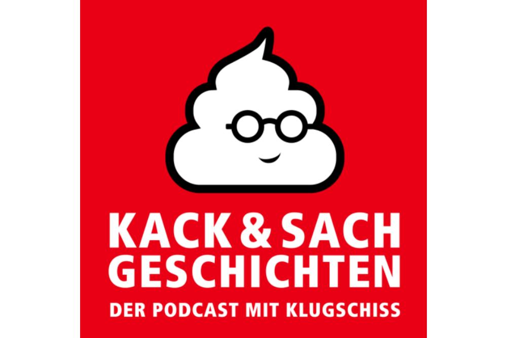 """MARKEN-Fundstück der Woche: """"KACK & SACH-GESCHICHTEN"""""""