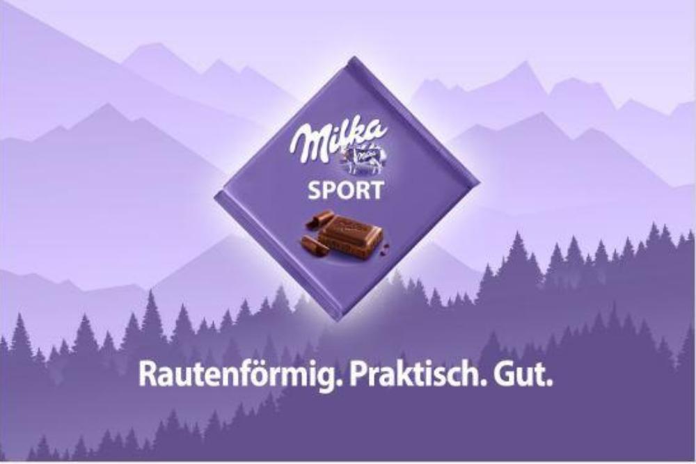 Quadratisch - Praktisch - Gut : Verpackung von Ritter Sport bleibt als Marke geschützt