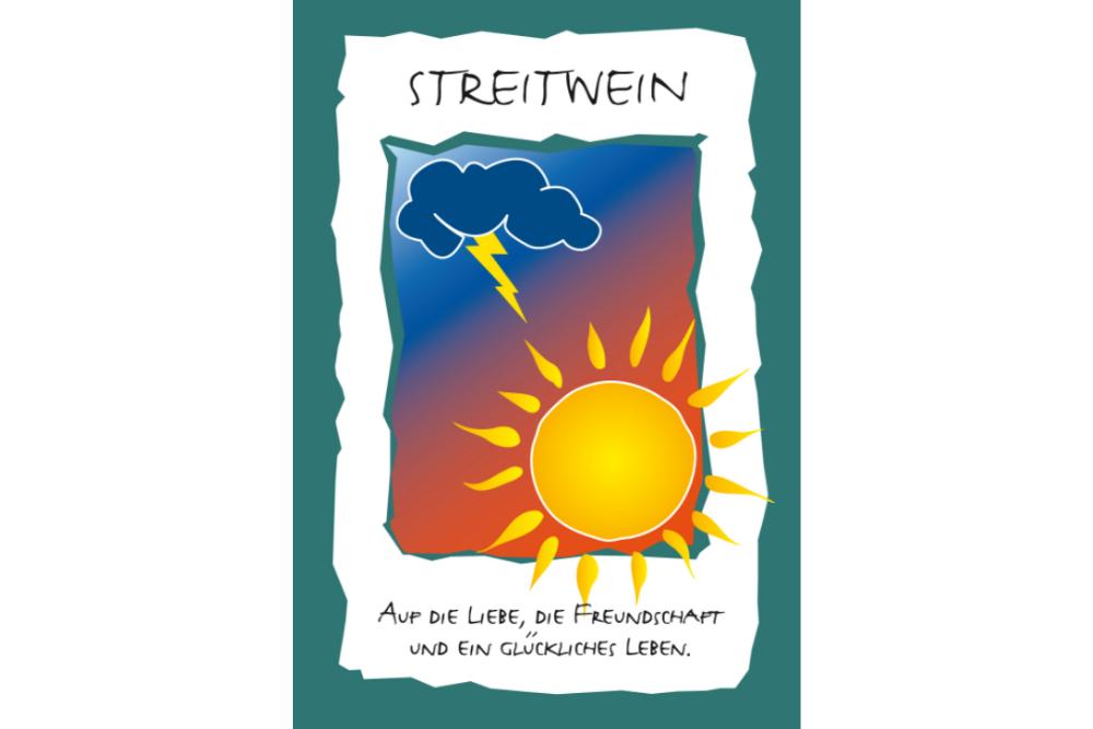 """MARKEN-Fundstück der Woche: """"STREITWEIN"""""""