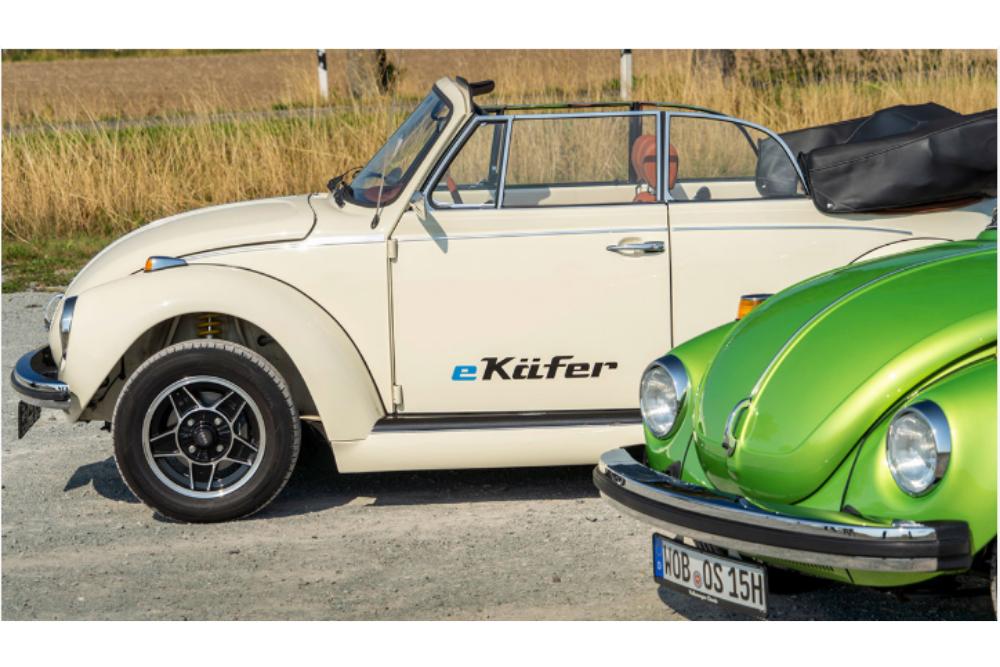 VW sichert sich Markennamen für Elektrifizierung weiterer Klassiker