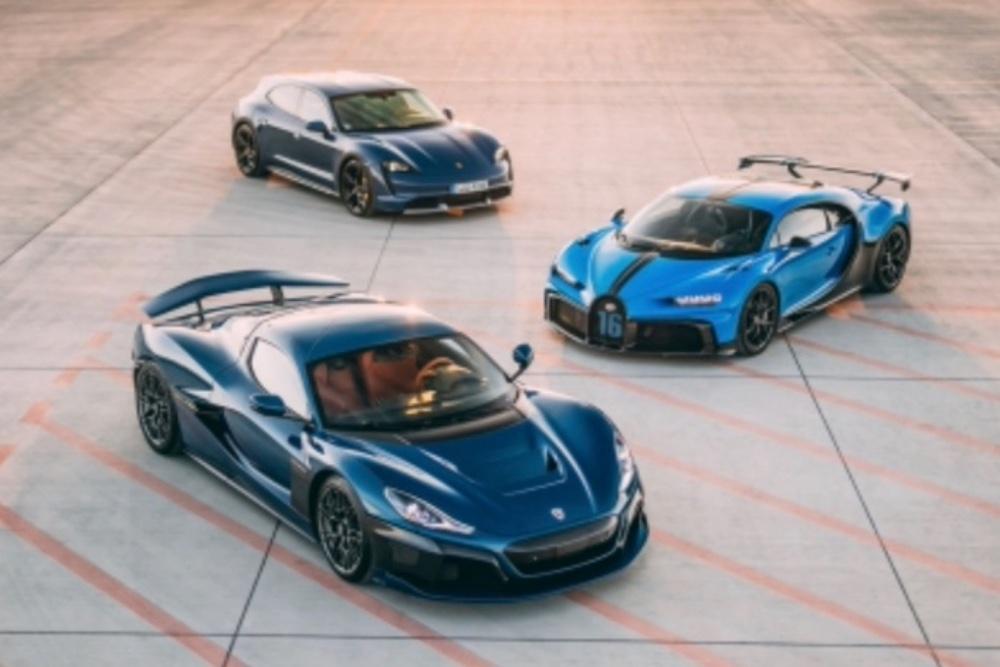 MarkenNews: Porsche / Bugatti / RIMAC - hier entsteht ein neuer Super-Sportwagen-Konzern