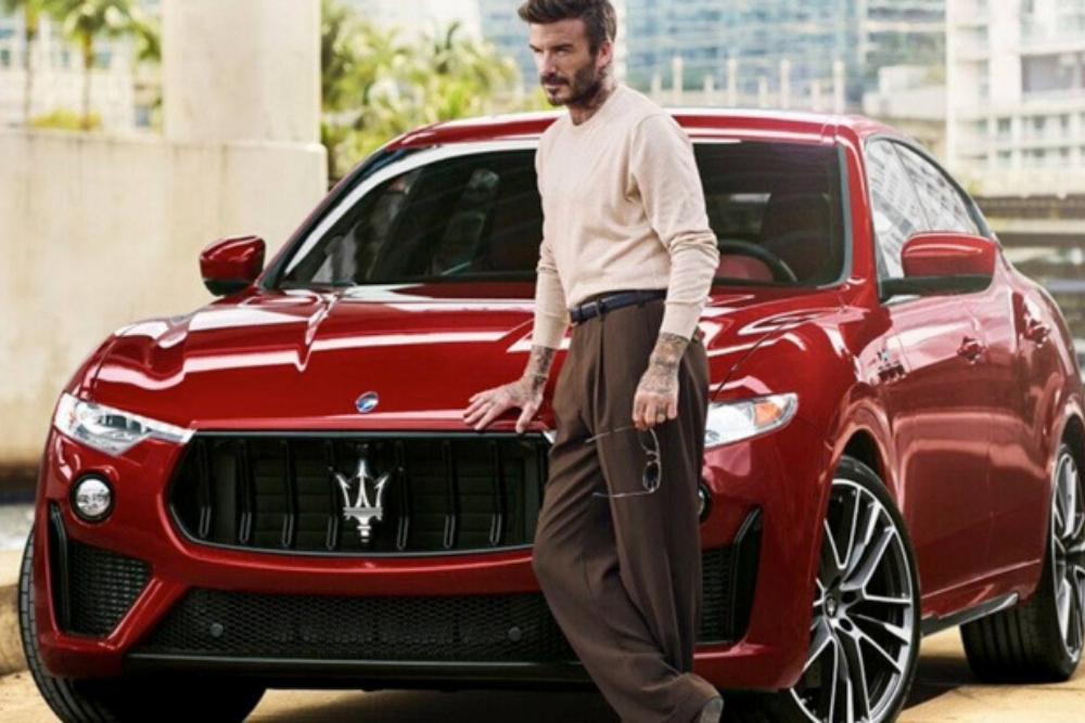 MarkenNews: David Beckham wird Markenbotschafter bei Maserati