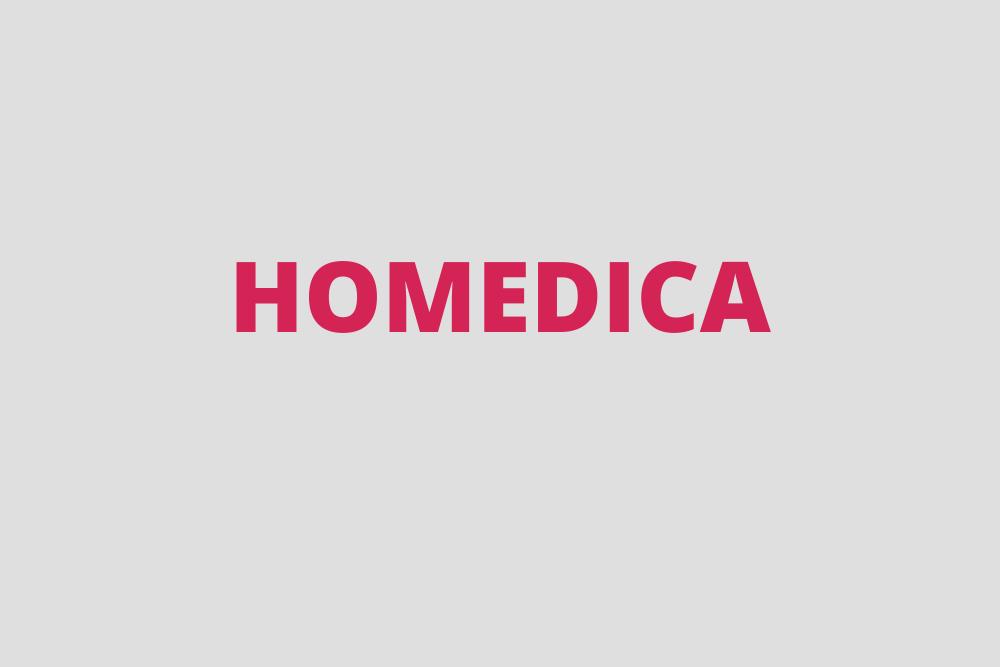 Markenverkauf: Wortmarke HOMEDICA