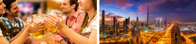 Marke & Recht: Oktoberfest in Dubai darf nicht mit Münchner Original werben