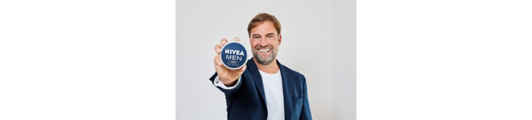 MarkenNews: Jürgen Klopp neues Nivea-Gesicht